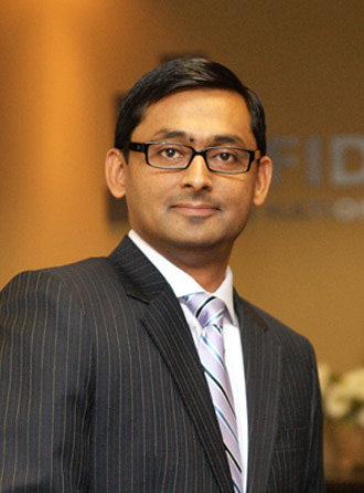 Anjum Iqbal - Associate Vice President, IT